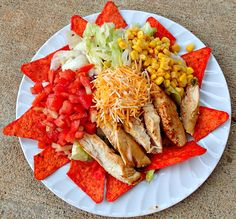 Chipotle Chicken Fiesta Salad: Party In Your Mouth! – Simply Taralynn 9 pts