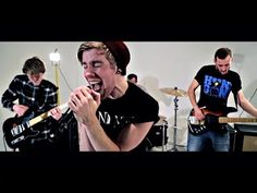 AS IT IS - Can't Save Myself (Official Music Video) - YouTube If you don't know who they are, they're amazing, and just recently been sighted to Fearless Records, and the lead singer is one of my favourite yourubers, Patty Walters.