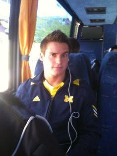 Sam Mikulak, Olympic and University of Michigan Gymnast