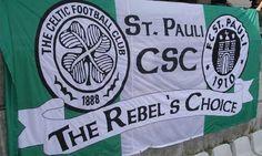 Amistades en el fútbol: Celtic-St. Pauli