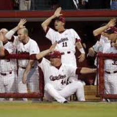get your rally caps on boys! LOL! fearthefish-gamecocks!