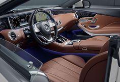 2019 Mercedes Benz S550 interior