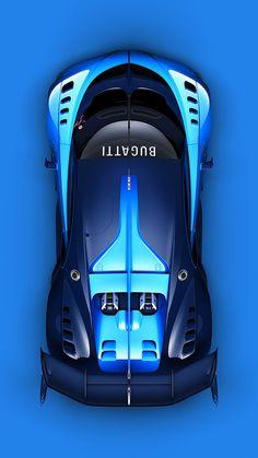 gashetka:  2015 | Bugatti Vision Gran Turismo | Source