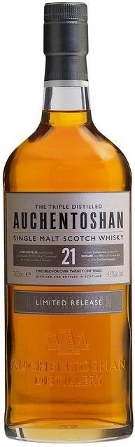 Auchentoshan 21 YO Single Malt Successful trading on Bourbon Whiskey, Scotch Whiskey, Irish Whiskey, Whiskey Brands, Rum Bottle, Gula, Alcohol, Single Malt Whisky, Wine And Beer
