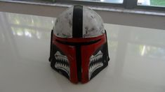 Finished Helmet Gallery - Pictures Only Mandalorian Armor, Helmets, Gallery, Pictures, Art, Hard Hats, Photos, Art Background, Roof Rack