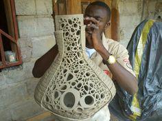 Céramique de Jolivet Mbede Atangana