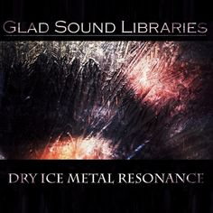 Dry Ice Metal Resonance Sound Effects library: http://www.asoundeffect.com/sound-library/dry-ice-metal-resonance/