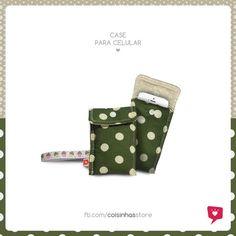 Case para celular Sorvete de Kiwi R$16.00 Sunglasses Case, Coin Purse, Wallet, Purses, Store, Bags, Pocket Wallet, Stuff Stuff