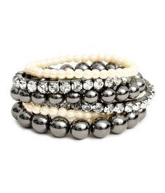 7-Pack Bracelets | H&M US