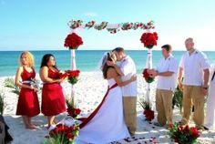 beach weddings photo