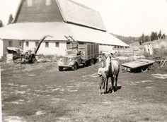 Late 1940s Farm