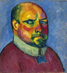 Jawlensky, zelfportret