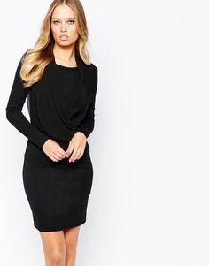 Y.A.S | Y.A.S Dreza Longsleeve Dress at ASOS