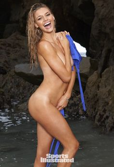 Pin for Later: 53 Sports Illustrated Swimsuit Snaps That Have Nothing to Do With Swimsuits Kelly Rohrbach