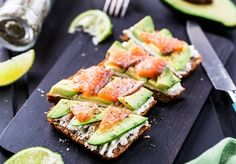 Add wild Alaska smoked sockeye salmon to your avacado toast for a quick and yummy meal.Recipes included.