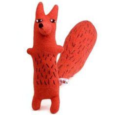 Cyril Squirrel-fox