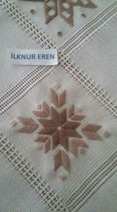 This Pin was discovered by Ros Swedish Embroidery, Hardanger Embroidery, Ribbon Embroidery, Embroidery Stitches, Embroidery Patterns, Cross Stitch Material, Cross Stitch Patterns, Bargello Patterns, Palestinian Embroidery
