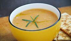 Supa crema de morcovi cu ghimbir | Creamy Carrot, Ginger, Potato Soup