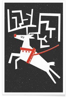 Rudolph - Fox & Velvet - Premium Poster
