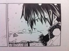 From @hiro_mashima on Twitter [Creator of Fairy Tail]