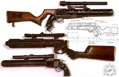 mandalorian weapons - Google Search