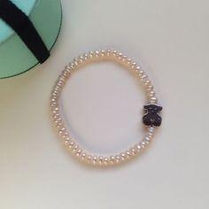 df6a57446b4b Comprar Tous segunda mano en chicfy  ) Pulsera perlas tous - Chicfy