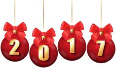 Stunning Happy New Year Greeting Cards for 2017 - A new year comes and another one goes. Whether this year is happy or not, you have to prepare yourself for closing th. Happy New Year Download, Happy New Year Png, Happy New Year Greetings, New Year Greeting Cards, Christmas Clipart, Christmas Images, Christmas Balls, Christmas And New Year, Christmas Diy