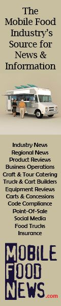Mobile Food News   News for the Mobile Food Industry… Food Truck, Carts, Mobile Catering, Lunch Trucks & Mobile Kitchens