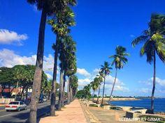 Snapshot of The Week: Santo Domingo's Malecon