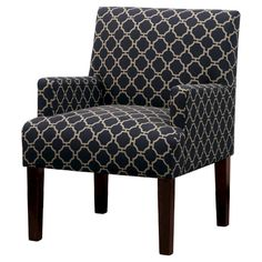 Dolce Upholstered Arm Chair