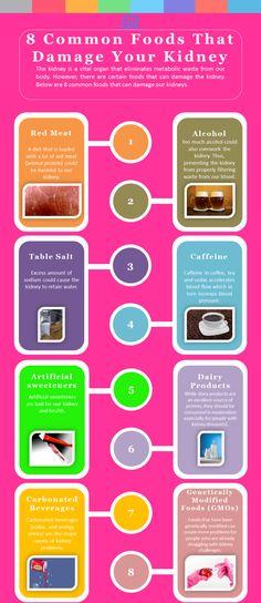 8 Common Foods That Damage Your Kidney Turmeric Curcumin Benefits, Turmeric Pills, Turmeric Vitamins, Turmeric Spice, Turmeric Water, Foods Bad For Kidneys, Healthy Kidneys, Healthy Kidney Diet, Kidney Foods