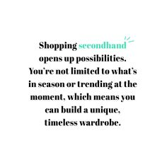 Those one-of-a-kind finds tho. Raise your hand if you're about that 👌🏾👌🏿👌🏻👌🏼👌🏽👌 Fast Fashion, Slow Fashion, Fashion Styles, Hand Quotes, Green Living Tips, Eco Friendly Fashion, Consignment Shops, Thrift Fashion, Love Yourself Quotes