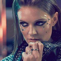 Tove Lo's Music Is Inspired By The Weeknd - http://oceanup.com/2015/12/17/tove-los-music-is-inspired-by-the-weeknd/