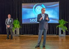Dave North, President & CEO of Sedgwick