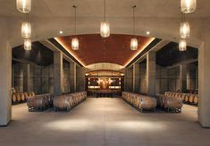 BAR Architects Design The Law Winery In California | CONTEMPORIST