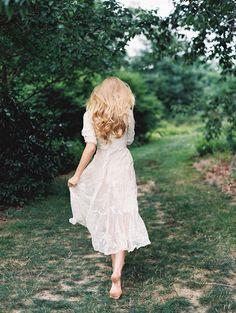 walking away...