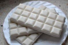 Biała czekolada kokosowa