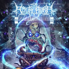 The Ritual Aura - Taether (2016) Album Art by Pedro [Lordigan] Sena [https://www.facebook.com/PedroSena/Lordigan/] - Technical Death-Metal / Progressive Melodic Death-Metal