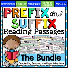 Prefix and Suffix Re