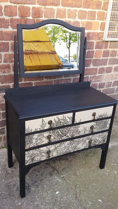 Upcycled Dressing Table - Love Salvage