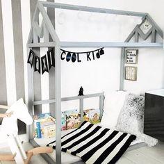 10 HOUSE FRAMED BEDS   Mommo Design