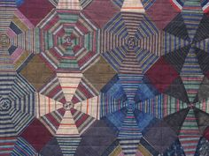 quilted shima quilt closeup by thundymac, via Flickr