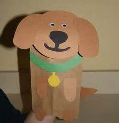 dog crafts for kids - Bing Images