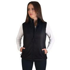 Show details for Ladies Bodywarmer Vest, Detail, Lady, Jackets, Fashion, Down Jackets, Moda, Fashion Styles, Fashion Illustrations
