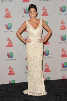 Pamela Silva Conde #LatinGrammys2013