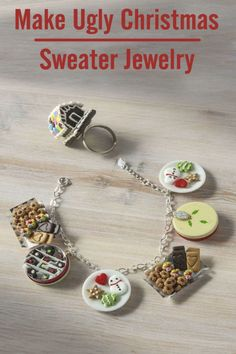 Work Party Gift Christmas Jewelry Jolly AF Bracelet Host Gift Christmas Bracelet Hand Stamped Bracelet Funny Bracelet Holiday Jewelry