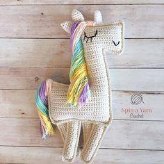 Ragdoll Unicorn Free Pattern