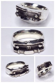 #handmade #handarbeit made by #Edelcedl #BMW #BMW02 #Ring