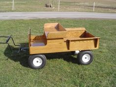 Nikki's Pony Express - Amish Handcrafted Miniature Horse Wagons