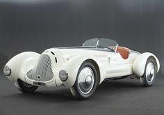 1931 Alfa Romeo 6C 1750 Rodaster.